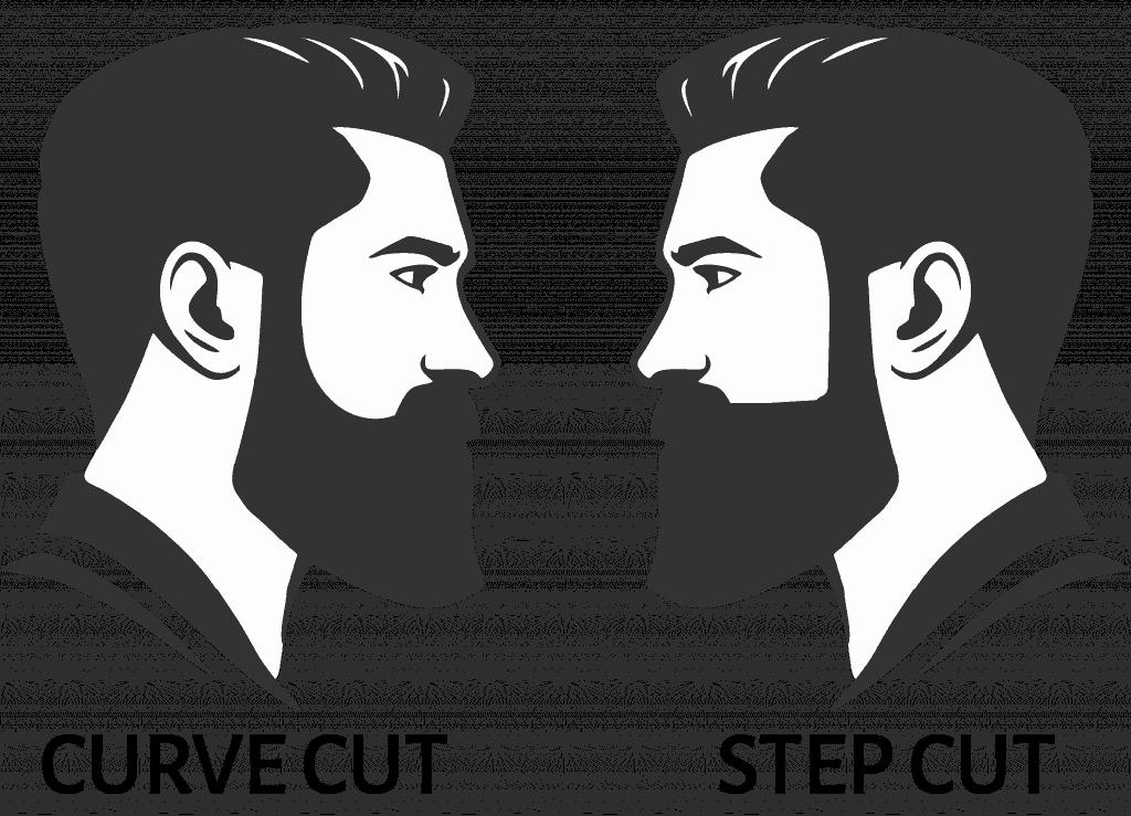 Sidecut and curvecut