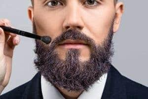 Bart färben: Anleitung und die besten Bartfärbemittel