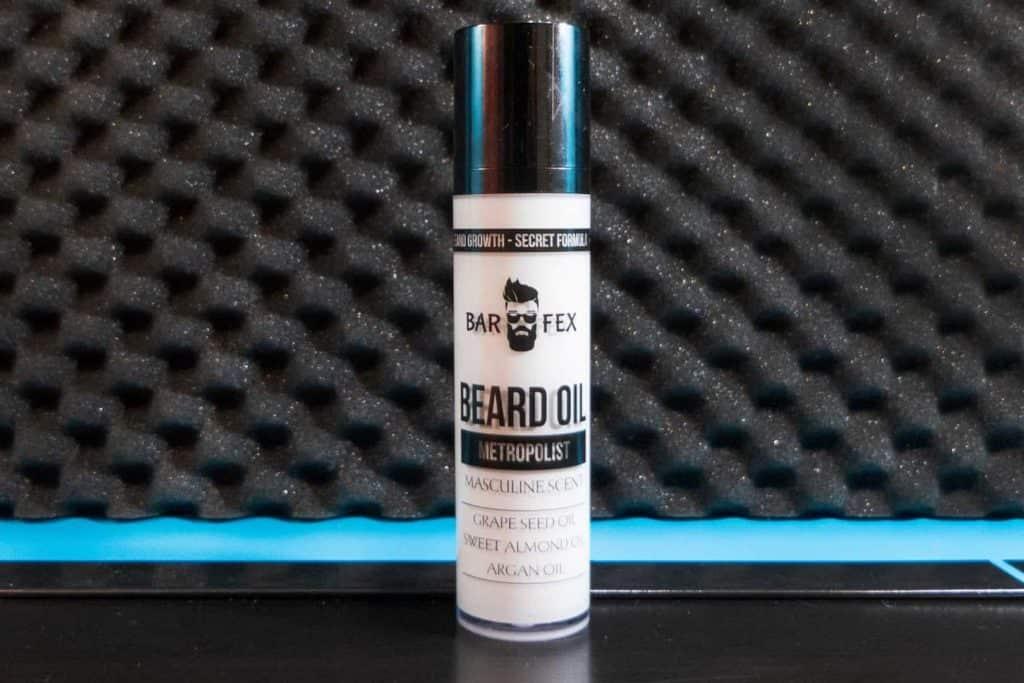 Barfex Bartöl