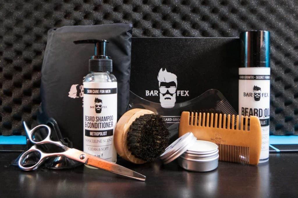 Barfex Bartpflegeset